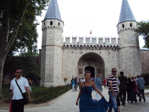 cele mai frumoase palate de vizitat in Istanbul