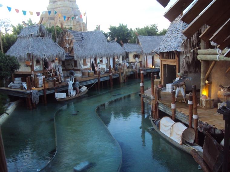 cel mai frumos parc de distractii din Spania
