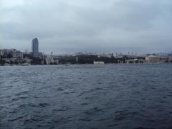 partea moderna a orasului Istanbul