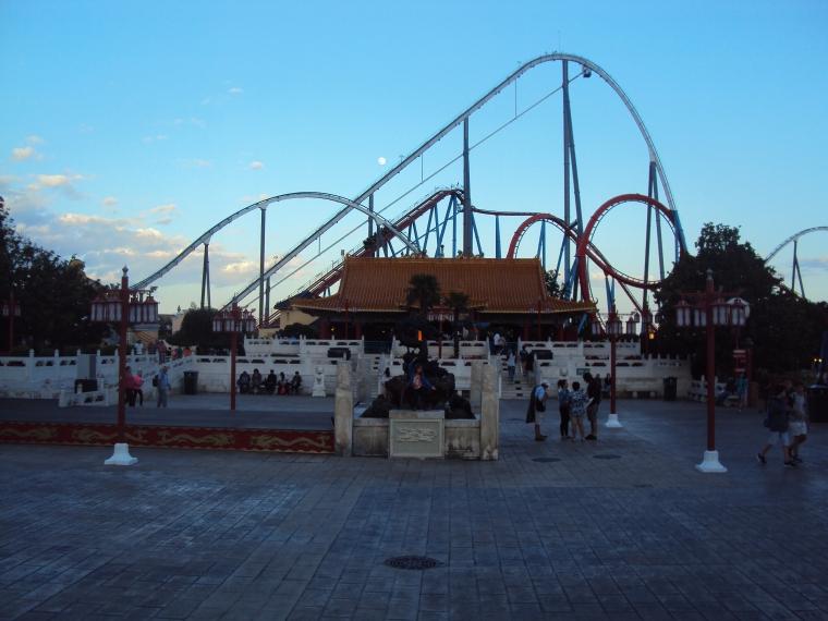 parc de distractii in Europa