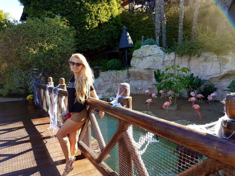 cel mai frumos parc natural din Spania Benidorm Costa Blanca