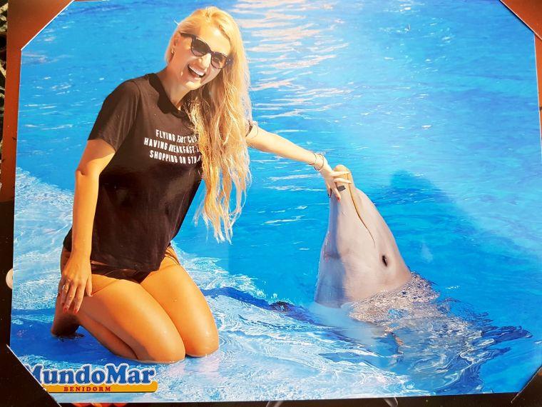 unde sa inoti cu delfinii