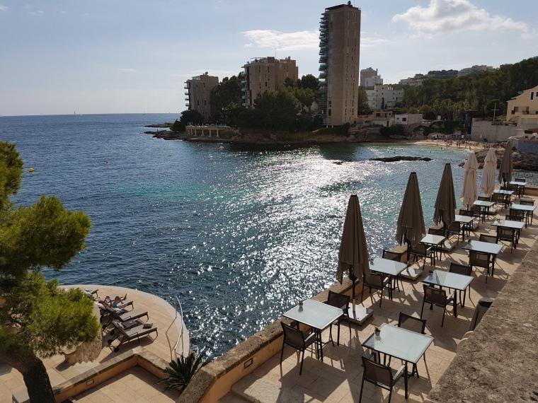 hotel cu plaja cu nisip in palma de Mallorca