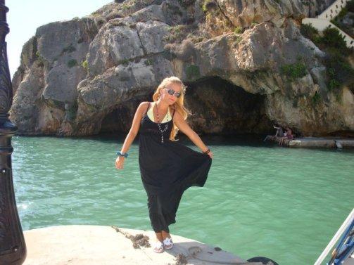 cea mai faimoasa plaja din Gozo