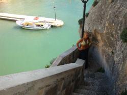 Golful Xlendi golful nimfelor Calypso Gozo Malta