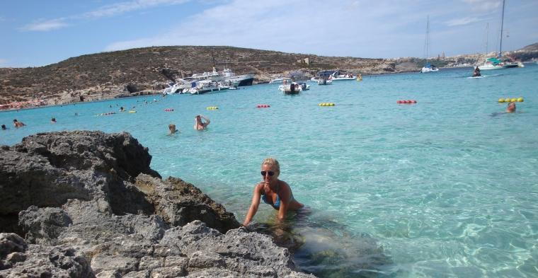 top plaje Malta