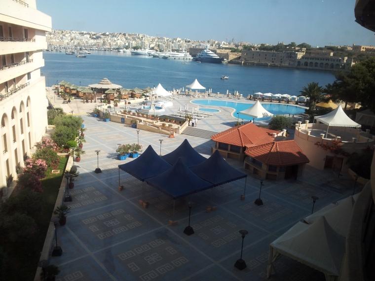 cele mai frumoase hoteluri din Malta