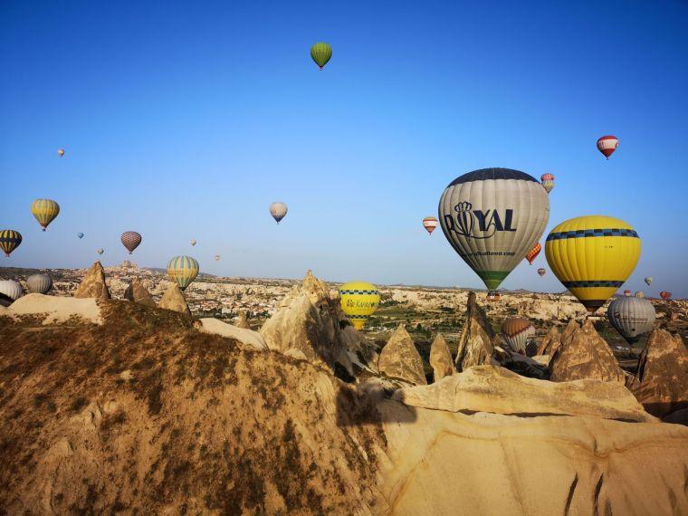 cele mai frumoase activitati din Cappadocia