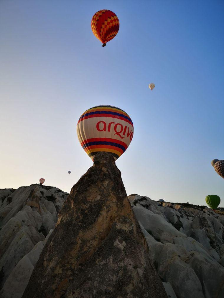 companii de zbor cu balonul in Cappadocia