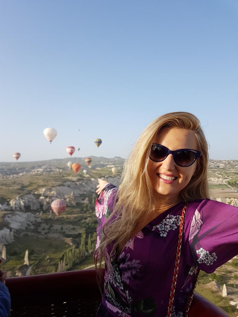 zboruri cu balonul in capadoccia