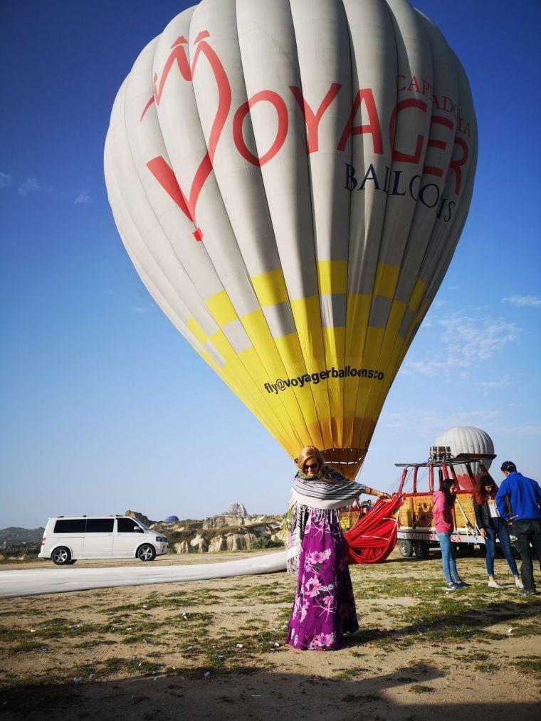 Anatolian Balloons companie de zbor cu balonul in Cappadocia