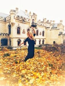 cel mai frumos castel din Moldova