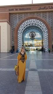 cea mai frumoasa gara din Maroc
