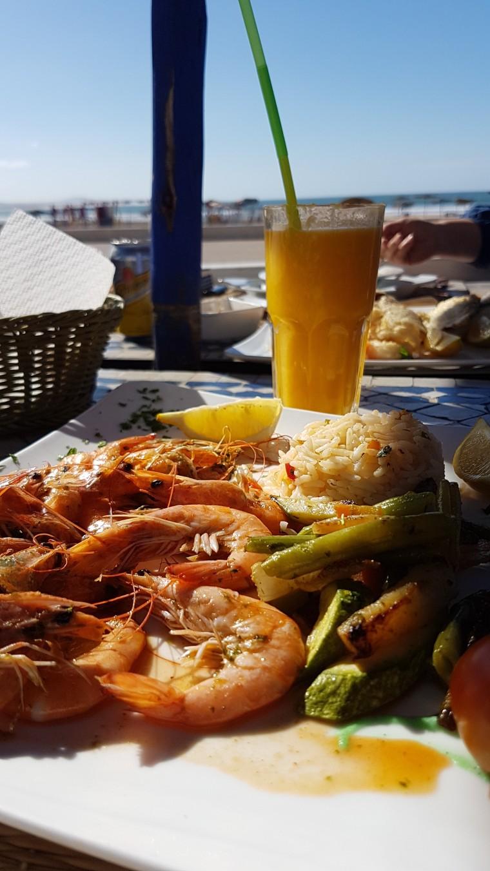 unde mâncăm în Essaouira Maroc