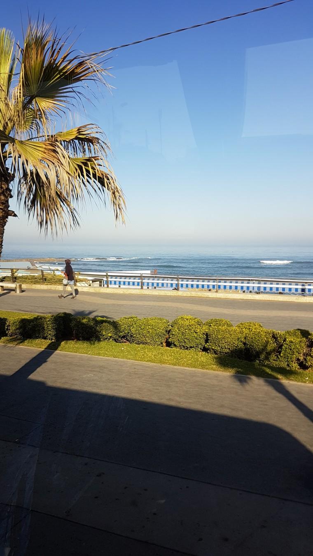 zona de promenada in Casablanca