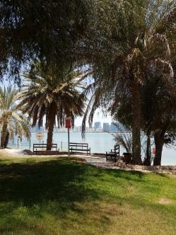 Heritage Village Abu Dhabi orasul modern