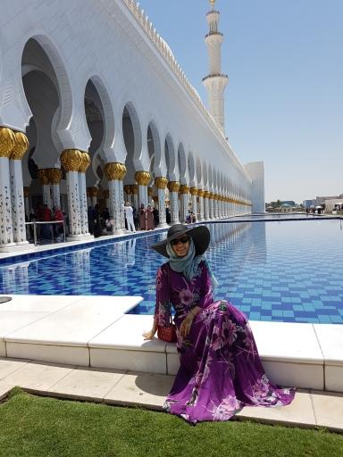 Moscheea Sheikh Zayed - ce sa faci in Abu Dhabi