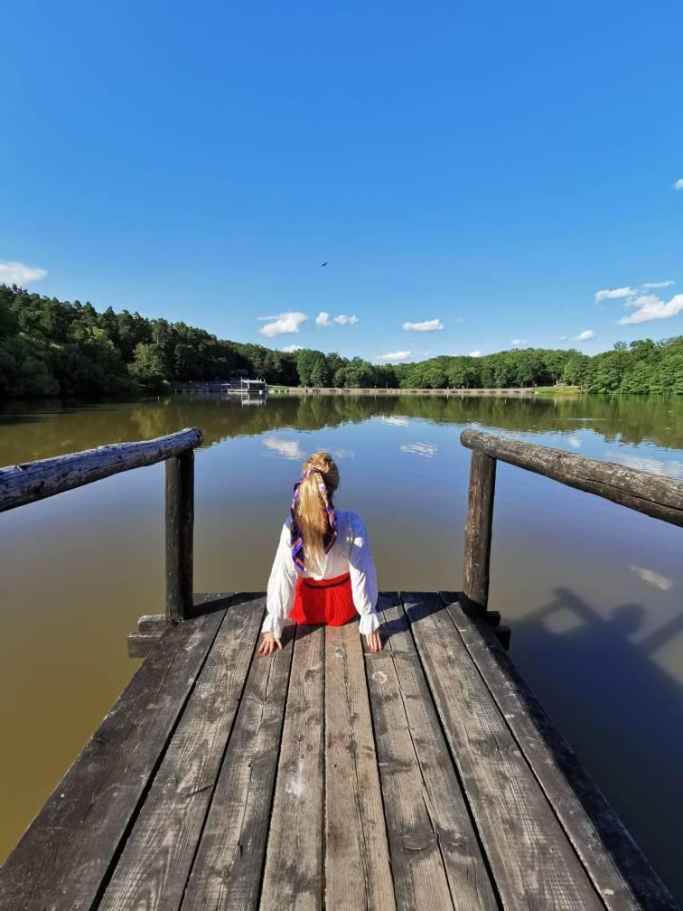 lac muzeul Astra Sibiu