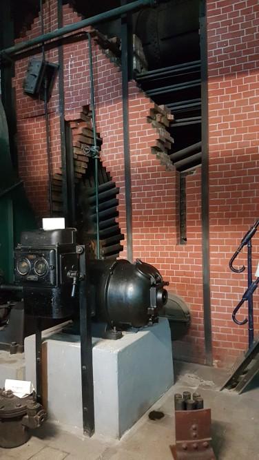 Muzeul Tehnic Dimitrie Leonida termocentrala de la Grozavesti