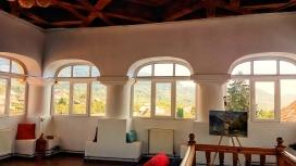 cazare munte cu priveliste 360 de grade in Turnul Maresalului Corbeni