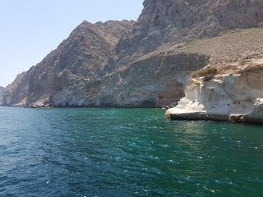 fiordurile din golful Oman