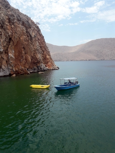 watersports Oman