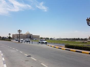 Palatul Culturii emiratul Sharjah