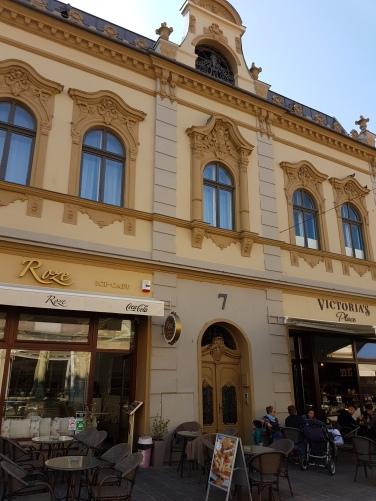 cafenea Roze Oradea