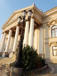 centrul vechi Oradea Teatru de Stat