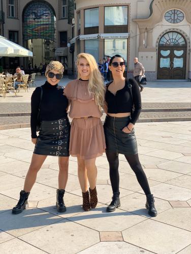 de vizitat in Oradea Palatul Vulturul Negru