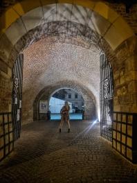 intrare in cetatea medievala Oradea