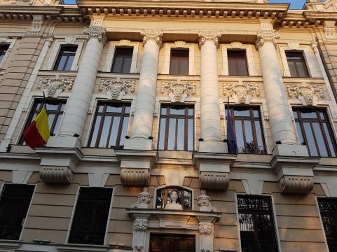 Palatul Băncii Naționale a României Oradea