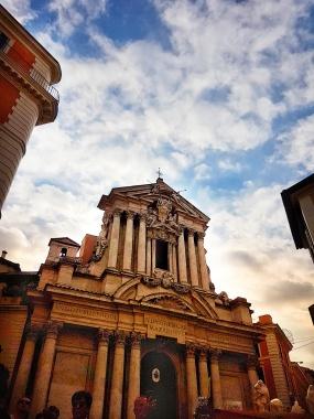 biserica Sfinţilor Vicenzo şi Anastasio din Piazza di Trevi Roma
