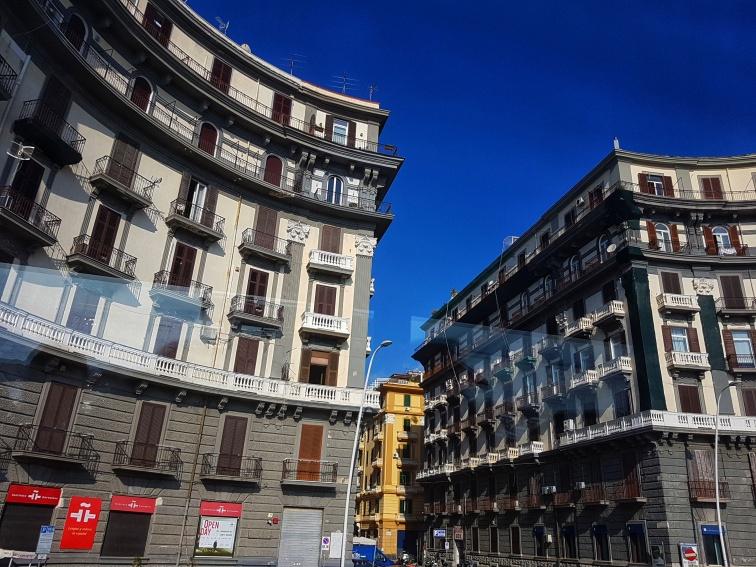 Lungomare cel mai frumos bulevard din Napoli