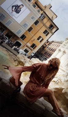 obiective turistice de neratat in Roma Fontana di Trevi