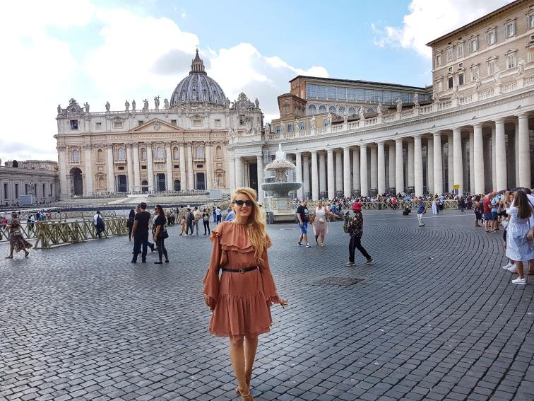 Piata Sfantul Petru Vatican