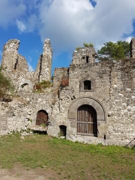 castel medieval casertavecchia
