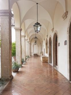 arcade Villa d'Este