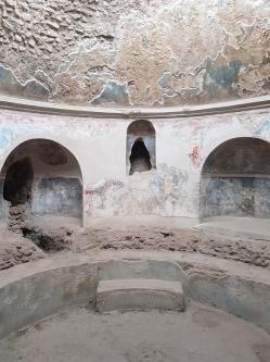 atractii turistice Pompei baia publica