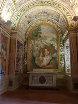 capela cardila Ippolito Villa D'este
