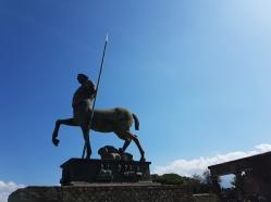 ce sa vizitezi in Pompei Forul Roman
