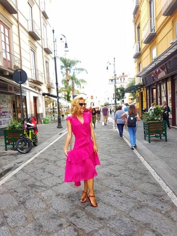 Corso Italia Sorrento Italia Amalfi Coast