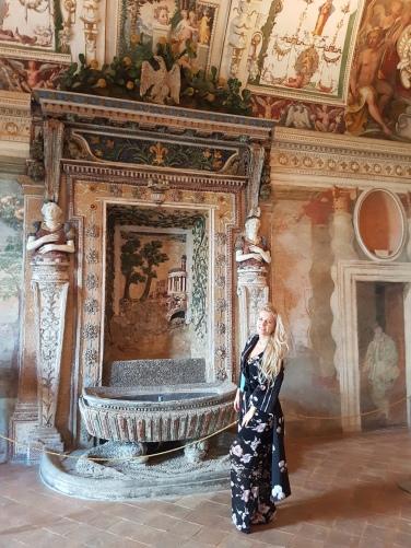 obiective turistice de neratat Roma Villa d'Este Tivoli