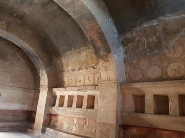 Pompei imagini baia publica