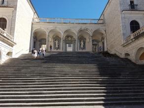 scari abatie MonteCassino