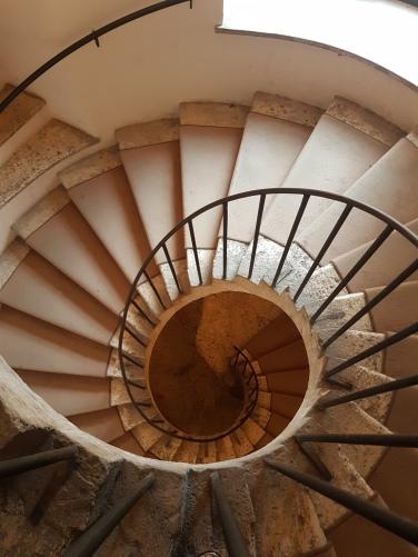 scari villa d'Este Tivoli