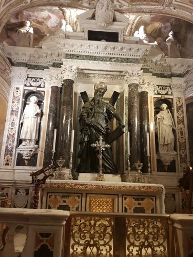 moastele Sf Andrei din Amalfi