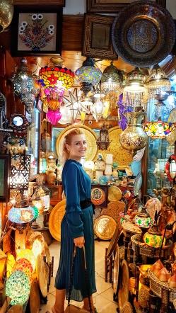 Marele Bazar Khan el-Khalili Cairo Egitp