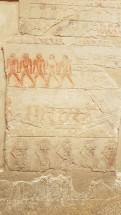 Mastaba prințesei Idut - scene care reprezinta aducerea de ofrande