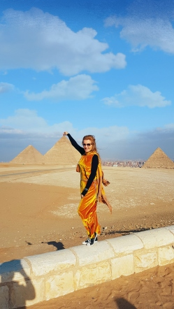Piramidele - atractii turistica principala din Cairo